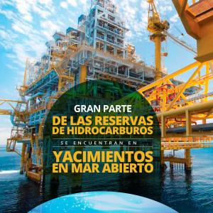 yacimientos en mar abierto