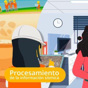 Procesamiento de la información sísmica