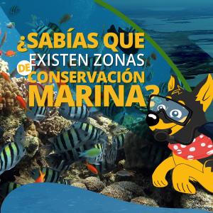 zonas de conservación marina