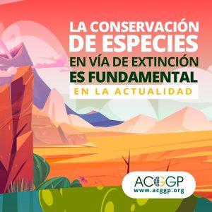 Conservación de especies