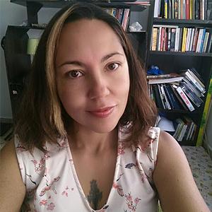 Mónica Morales Tesorera ACGGP 2021