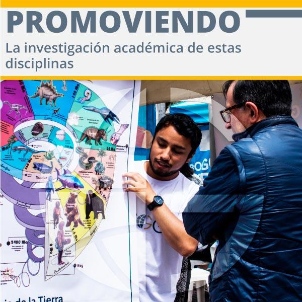 Promoviendo la investigación académica