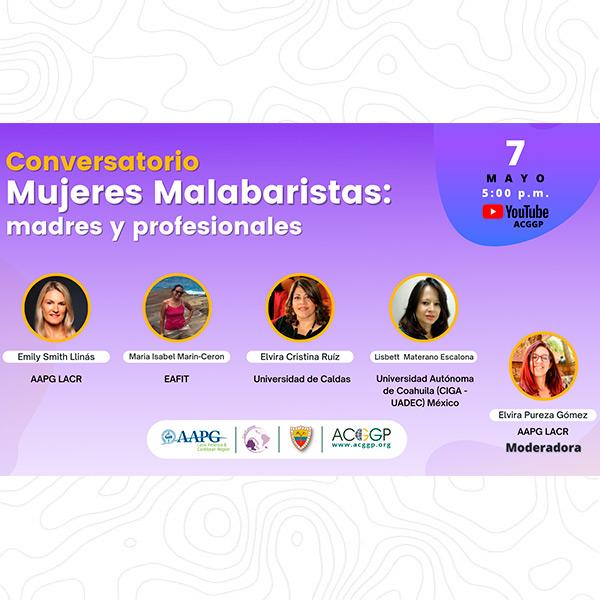 Conversatorio Mujeres malabaristas: madres y profesionales
