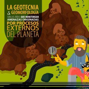 La geotécnica y geomorfología